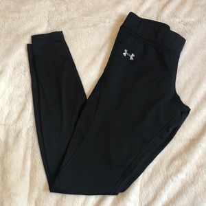 Under Armour thermal fitted leggings size small